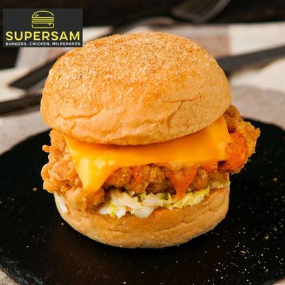 Picture of SuperSam Chicken SAMwich