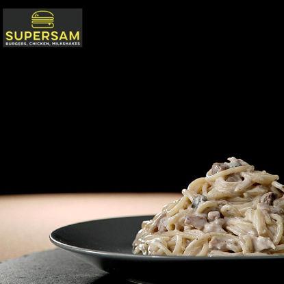 Picture of SuperSam Chicken Alfredo Single Order