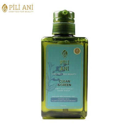 Picture of Pili Ani Clean & Green Antibacterial Hand Soap 450ml