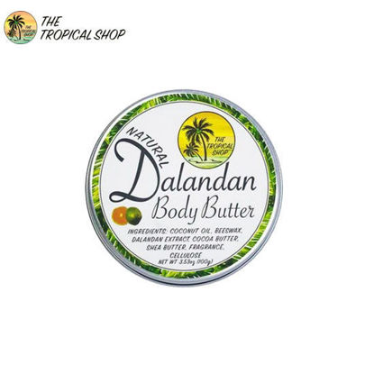 Picture of The Tropical Shop Natural Dalandan Body Butter
