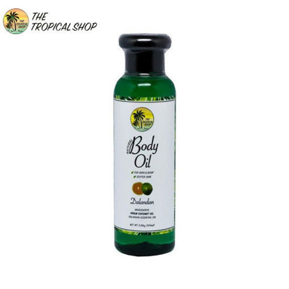 Picture of The Tropical Shop Natural Body Oil Dalandan 100ml