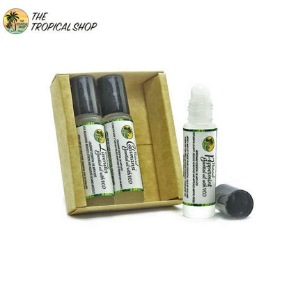 Picture of The Tropical Shop Natural Essential Oil Set (Peppermint,Lavender,Calamansi) 100ml