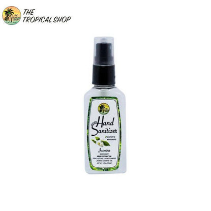 Picture of The Tropical Shop Natural Hand Sanitizer Jasmine 50ml