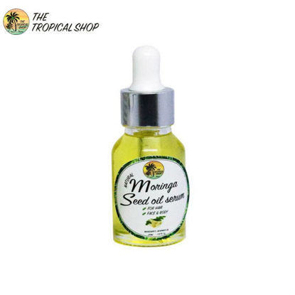 Picture of The Tropical Shop Natural Moringa Oil Serum 20ml