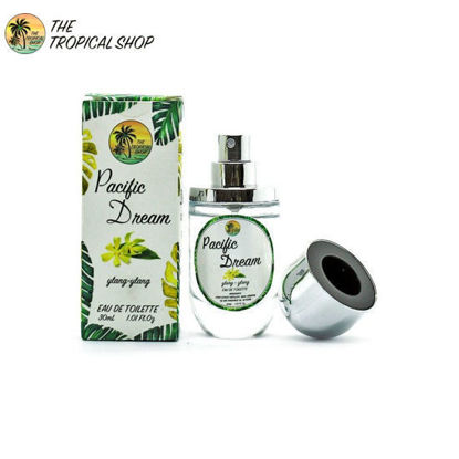Picture of The Tropical Shop Pacific Dream Perfume - Ylang Ylang Scent 30ml