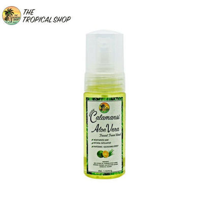 Picture of The Tropical Shop Natural Calamansi Facial Foam Wash 60ml