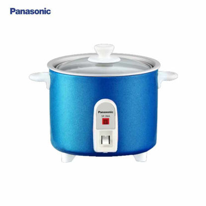 Picture of Panasonic 0.3 L Automatic Baby Rice Cooker Blue SR-3NA