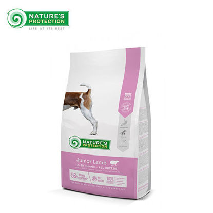 Picture of Nature's Protection Junior Lamb 2-18mos 7.5kg
