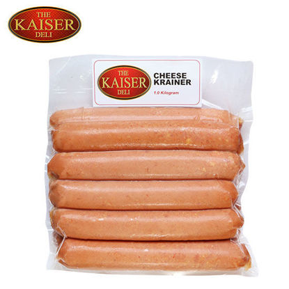 Picture of The Kaiser Deli Cheese Krainer 1kg