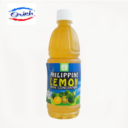 Picture of Essential Fruits Philippine Lemon Concentrate Drink