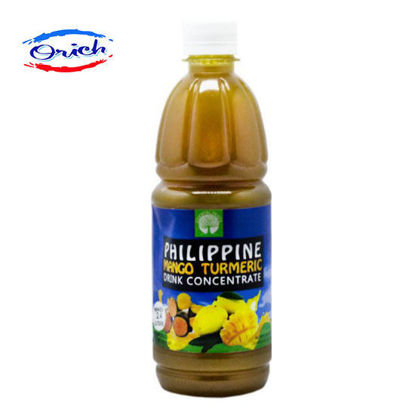 Picture of Essential Fruits Philippine Mango Turmeric Concentrate Drink