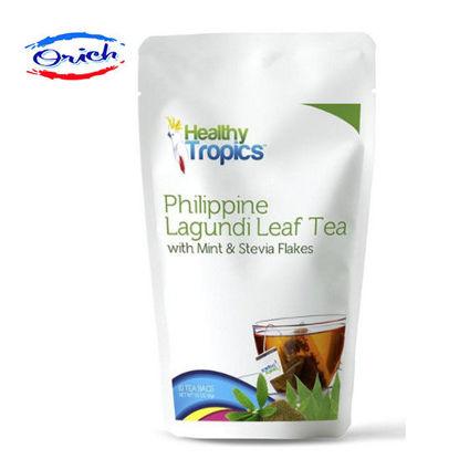 Picture of Healthy Tropics Philippine Lagundi Leaf Tea
