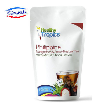 Picture of Healthy Tropics Philippine Mangosteen and Screw Pine Leaf Tea