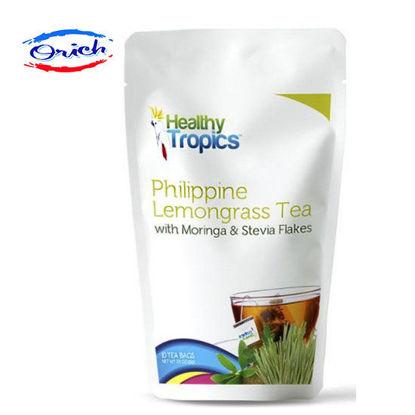 Picture of Healthy Tropics Philippine Lemongrass Tea
