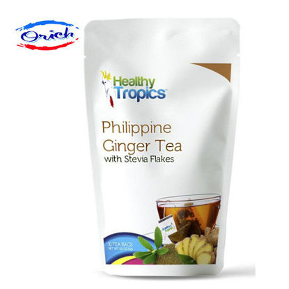 Picture of Healthy Tropics Philippine Ginger Tea