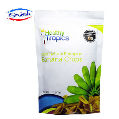 Picture of Healthy Tropics Banana Chips With Honey