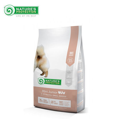 Picture of Nature's Protection Mini Junior 2kg Dog Food