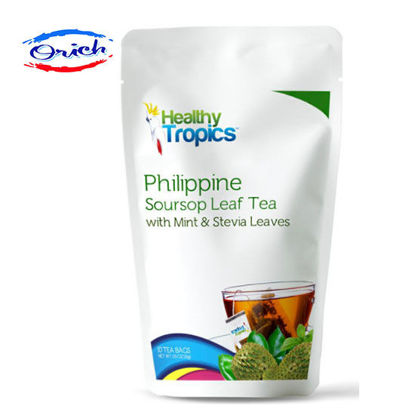 Picture of Healthy Tropics Philippine Soursop(Guyabano) Leaf Tea