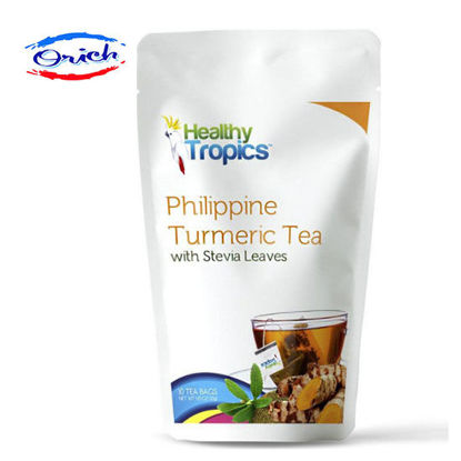 Picture of Healthy Tropics Philippine Turmeric Tea