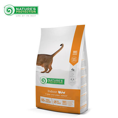 Picture of Nature's Protection Indoor Cat Food 2kg