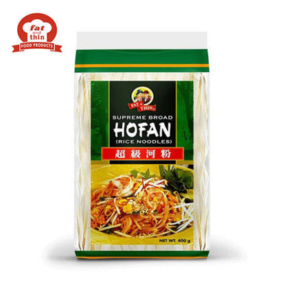 Picture of Fat & Thin Hofan 10Mm (Green) 400G