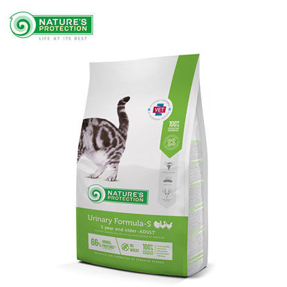 Picture of Nature's Protection Urinary Cat Food 2kg