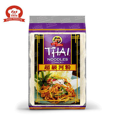 Picture of Fat & Thin Thai Noodle 3Mm (Violet) 400G