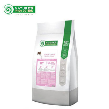 Picture of 46034 Nature's Protection Junior Lamb Dog Food 18kg