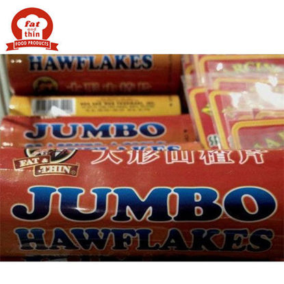 Picture of Fat & Thin Jumbo Hawflakes 50G