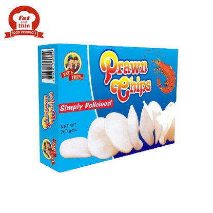 Picture of Fat & Thin Prawn Chips 200G