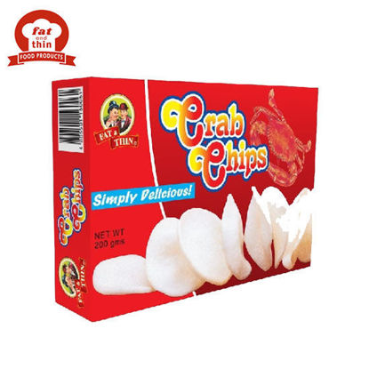 Picture of Fat & Thin Crab Chips 200G