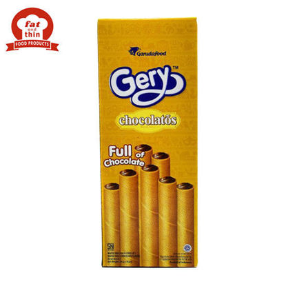 Picture of Gery Chocolatos Wafer Roll 16G