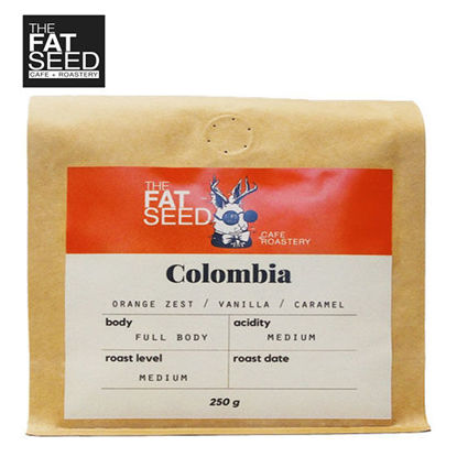 Picture of Micro Roasted Columbia Single Origin Specialty Arabica 250G