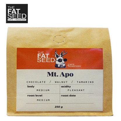 Picture of Micro Roasted Mt.Apo Single Origin Specialty Arabica 250G