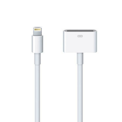 Picture of Apple Lightning to 30-pin Adapter (0.2 m)