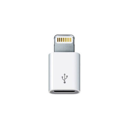 Picture of Apple Lightning to Micro USB Adapter