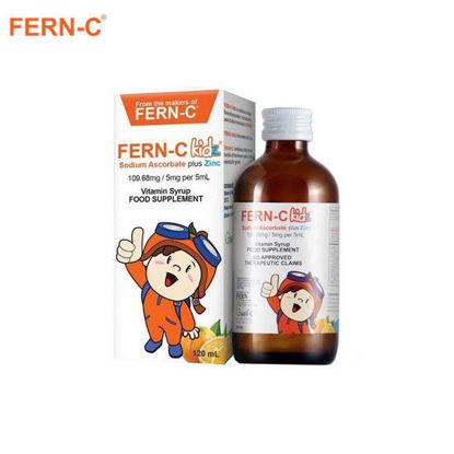 Picture of Fern C Kidz Vitamin C + Zinc Syrup (120mL)