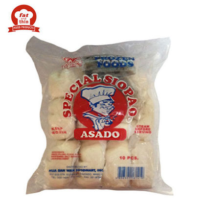 Picture of Fat & Thin Special Siopao Asado 10S