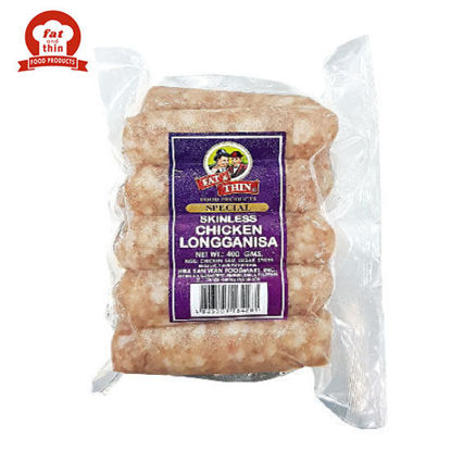 Picture of Fat & Thin Skinless Chicken Longganisa 400G