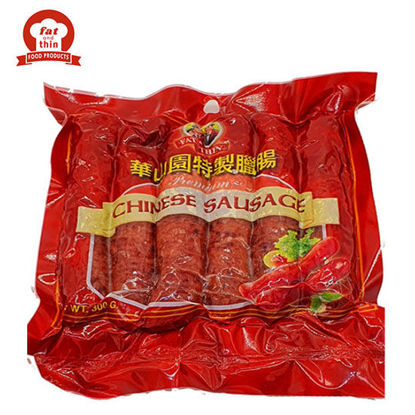 Picture of Fat & Thin Prem. Chinese Sausage 300G