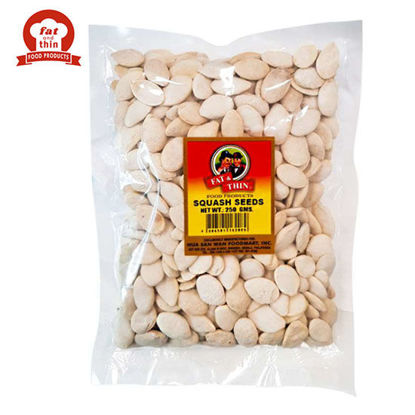 Picture of Fat & Thin Squash Seeds 250G