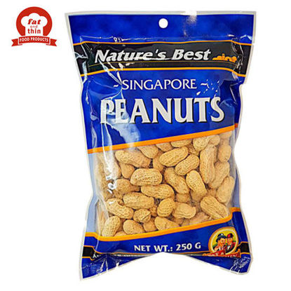 Picture of Fat & Thin Singapore Peanut 250G