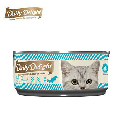 Picture of Daily Delight Mousse With Tuna 80g