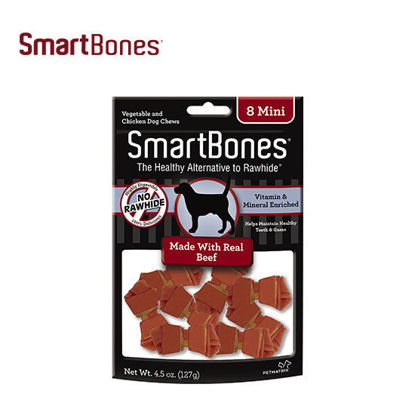 Picture of SmartBones Beef Mini 8pcs