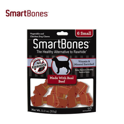Picture of SmartBones Beef Small 6pcs
