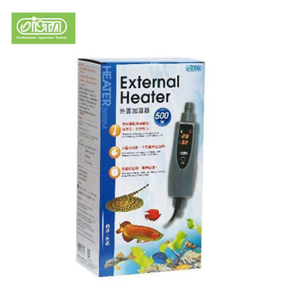 Picture of Ista External Heater 500w I-H616