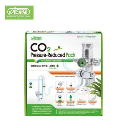 Picture of Ista CO2 Pressure Reduced Pack (Face Up) I-P709