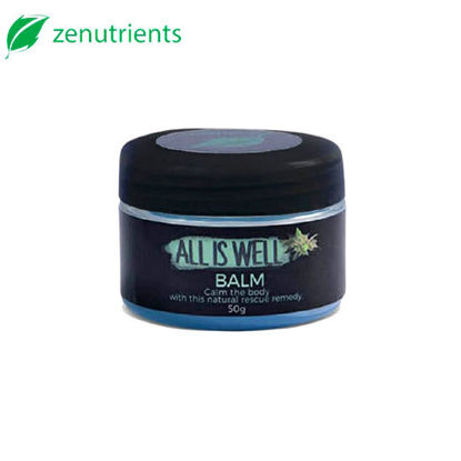 Picture of Zenutrients All is Well Balm - 50g