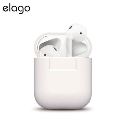 Picture of Elago Silicone Case for Airpods - White