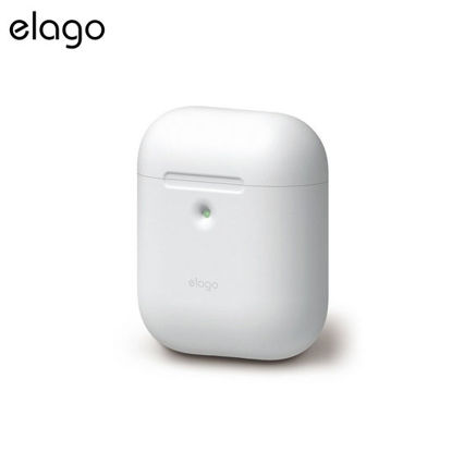 Picture of Elago Silicone Case for Airpods 2 - White